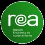 Registro electrónica de Apoderamientos