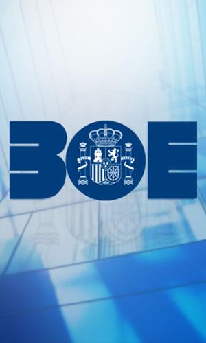 Anuncios BOE
