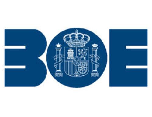 Duplicado de título universitario y su publicación en el BOE