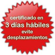 Certificados en el registro civil de Madrid
