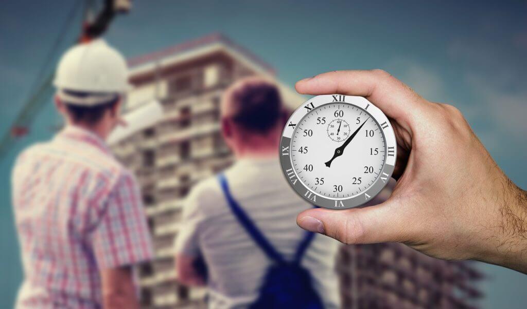 Control Horario para los Trabajadores de la Empresa