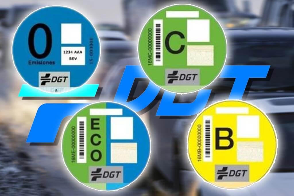 Solicitar distintivo ambiental DGT