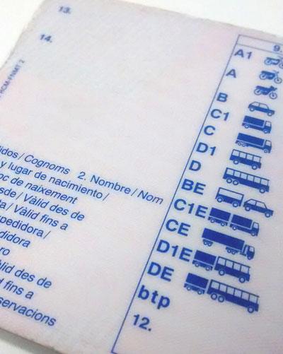 Renovación y Duplicado del carnet de conducir