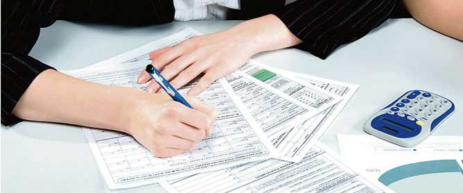 Presentacion de impuestos e IVA