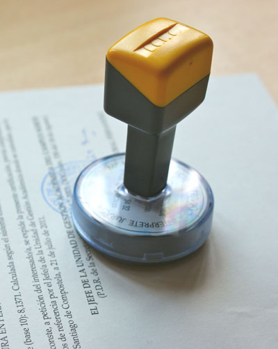 Legalización de documentos en MAEC