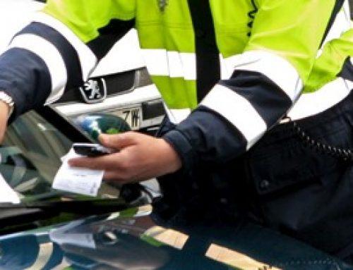 Buscador de multas Testra de la DGT