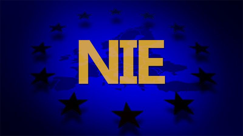 NIE de la Unión Europea