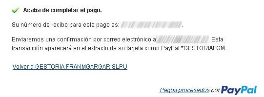 volver a paypal